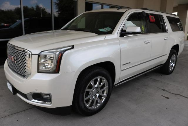 2015 Gmc YukonXL Denali Excellent user