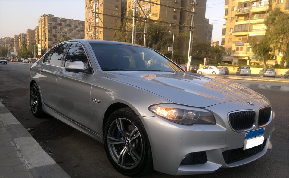 BMW 523I , M5 , MODEL 2012 , 26000 KM , ZEROOOO