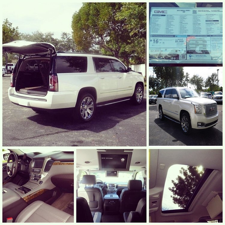 Almost New ,2015 GMC Yukon XL